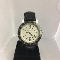 Bulgari Bulgari pre-owned 38mm Leather