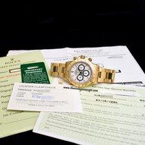勞力士 (Rolex) 16528 Daytona 18K YG Porcelain Dial w/ Service Paper