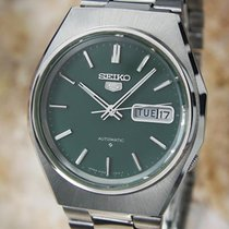 Seiko 5 Men's 1970 Vintage Automatic Stainless Steel Made in...
