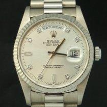 Rolex Day-Date 36 Diamond Dial
