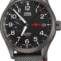 Oris Big Crown ProPilot GMT 45mm Noir