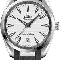 Omega 220.12.38.20.02.001 Acier Seamaster Aqua Terra 38mm nouveau