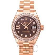Rolex Lady-Datejust 279135rbr Neu 28.00mm