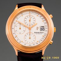 Audemars Piguet Huitième Oro rosado 40,5 mm without crownmm Champán