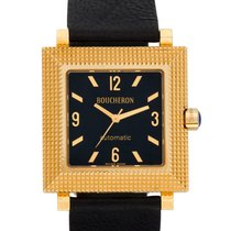 Boucheron Yellow gold 30mm Automatic AK423143 pre-owned United States of America, Florida, Surfside