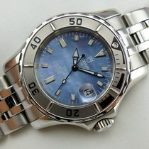 Tudor Hydronaut Steel 28mm Blue No numerals