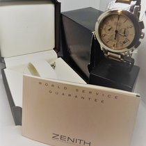 Zenith Port Royal 02.0450.400/01 2005 occasion