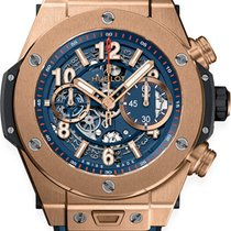 Hublot Rose gold 45mm Automatic 411.OX.5189.RX new