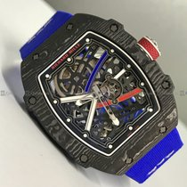 Richard Mille Automatic new Transparent