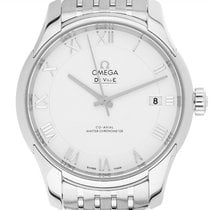 Omega De Ville Hour Vision 433.10.41.21.02.001 new