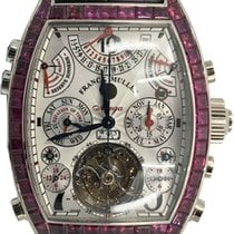 Franck Muller 42mm Aeternitas Mega 4 White