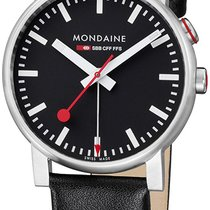 Mondaine Steel Quartz A468.30352.14SBB new