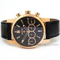 Eberhard & Co. 30058 Rose gold Chrono 4 40mm pre-owned United States of America, Florida, Aventura