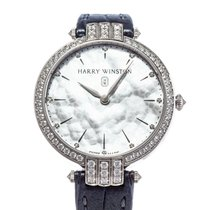 Harry Winston Premier White gold 36mm Mother of pearl United States of America, Texas, Houston