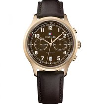 Tommy Hilfiger Steel 44mm Quartz 1791387 new United States of America, Massachusetts, Florence