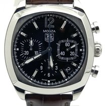 TAG Heuer Steel 38mm Automatic Monza pre-owned United States of America, Illinois, BUFFALO GROVE