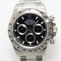 Rolex Daytona Stahl 38.5mm