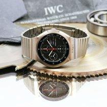 IWC Porsche Design Titanium 42mm Black