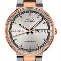 Mido Commander neu 2020 Automatik Uhr mit Original-Box und Original-Papieren M014.230.22.031.80