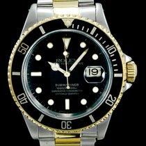 Rolex 16613 Staal 1984 Submariner Date 40mm tweedehands