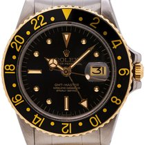 Rolex GMT-Master 1675/3 1978 pre-owned