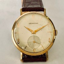Leonidas 36.5mm Manual winding pre-owned United States of America, Illinois, Des Plaines