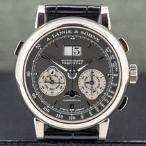 A. Lange & Söhne White gold 41mm Automatic 410.038E pre-owned