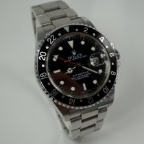 Rolex 116710 Steel 2002 GMT-Master II 40mm pre-owned United States of America, Texas, Houston