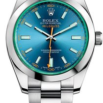Rolex Milgauss 116400GV new