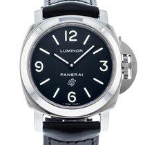 Panerai Luminor Base Logo PAM 000 pre-owned