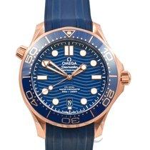 Omega Seamaster Diver 300 M 210.62.42.20.03.001 new