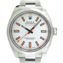 Rolex Milgauss 40mm White