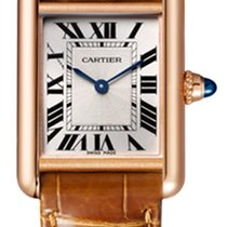 Cartier WGTA0010 Rose gold 2019 Tank Louis Cartier 29.5mm new
