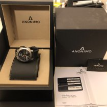 Anonimo Steel 43.5mm Automatic AM-1120.01.001.A01 pre-owned Finland, Helsinki