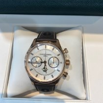 Frederique Constant Vintage Rally Steel Silver United States of America, California, Newport Beach