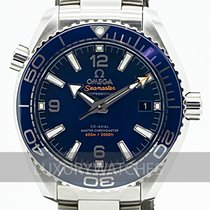 Omega Seamaster Planet Ocean Steel 39.5mm Blue