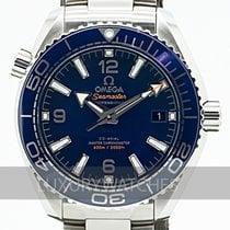 Omega Seamaster Planet Ocean Сталь 39.5mm Синий