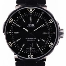 Oris ProDiver Date new 2011 Automatic Watch with original box and original papers 01 733 7646 7154-07 4 26 04 TEB