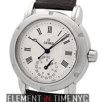 Gevril Steel 38mm Automatic C0111 new United States of America, New York, New York