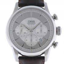 Oris Artelier Chronograph Acier 43.5mm