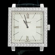 Chopard Montre femme Happy Diamonds 35mm Quartz occasion Montre avec coffret d'origine et papiers d'origine 2013