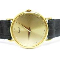 Piaget подержанные Кварцевые 24mm Золото Сапфировое стекло Не водонепроницаемые