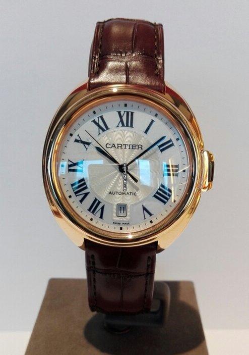 Cartier Clé de Cartier WGCL0004 2020 новые
