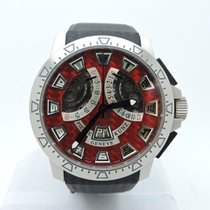 Pierre Kunz 44mm Automatic 2010 pre-owned Red