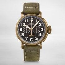 ゼニス (Zenith) PILOT TYPE 20 CHRONO EXTRA SPECIAL Bronze 45mm...