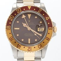 Rolex GMT-Master Ref. 16753 Nipple Dial Full Set