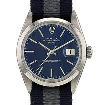 Rolex Oyster Perpetual Date en acier Ref : 1500 Vers 1967