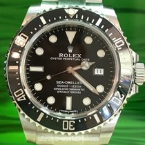 Rolex Sea-Dweller 4000 Ref. 116600 NOS 2017 box and papers