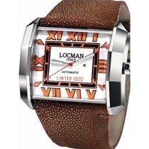 Locman neu Automatik Limitierte Serie Mineralglas
