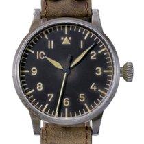 Laco Memmingen nuevo Cuerda manual Solo el reloj